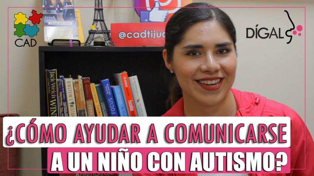 terapia de lenguaje para niños con autismo