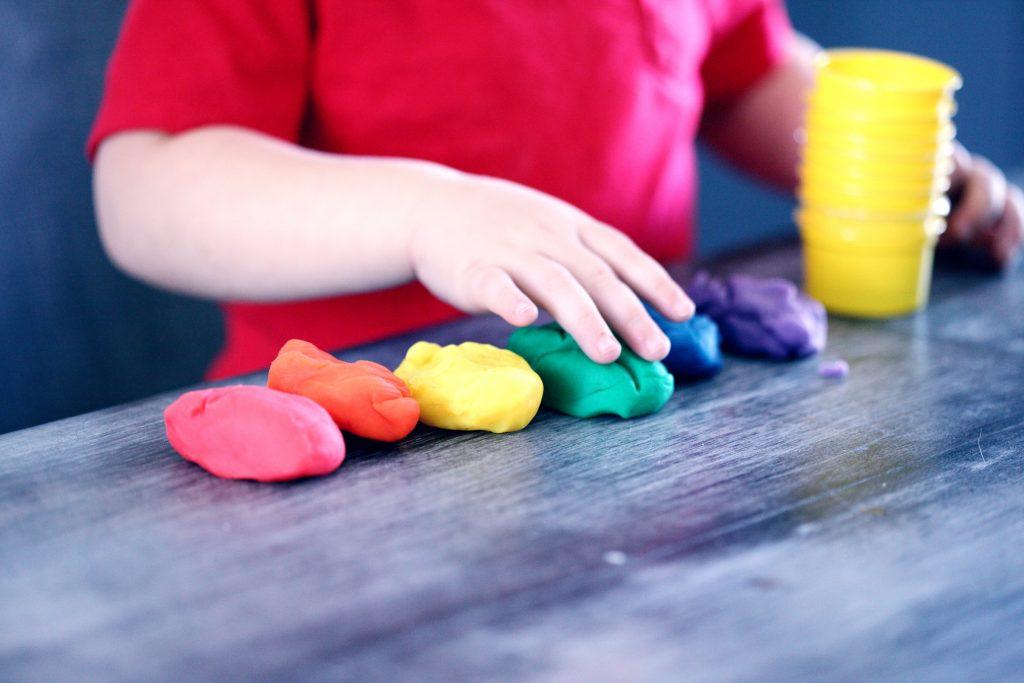 Terapia de lenguaje para niños de dos años
